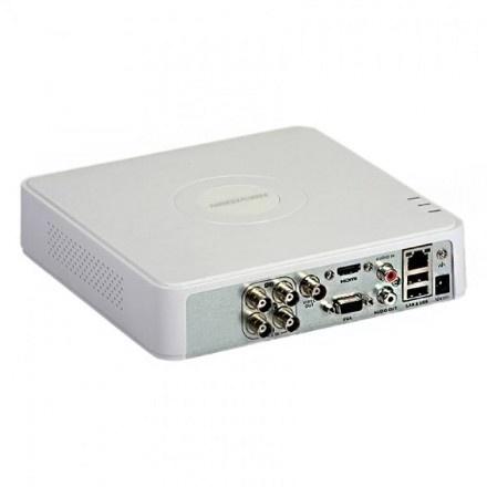 DS-7104HQHI-K1 4-канальный Turbo HD відеорегистратор